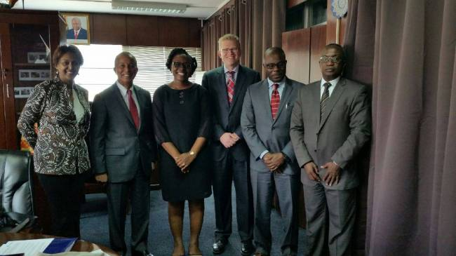 HAS Delegation to Ghana